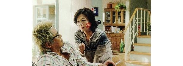 豊川悦司×薬師丸ひろ子共演、行定勲監督が同世代の夫婦の愛をモチーフに描いたラブファンタジー