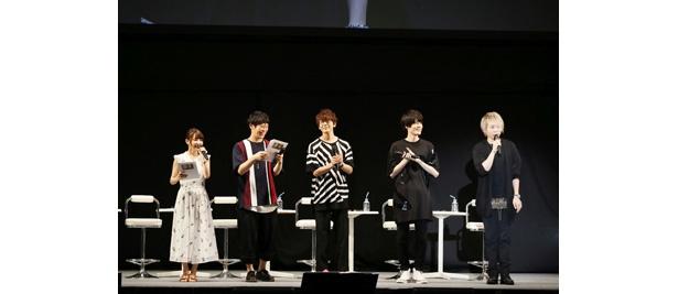 FGOフェスレポート<1>「Fate/Apocrypha」stage day1 RADIO トゥリファス!幕張出張版