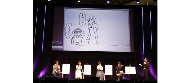 FGOフェスレポート<3> 劇場版「Fate/stay night [Heaven's Feel]」スペシャルステージ