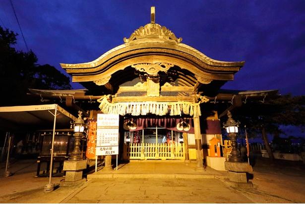 遥か昔より、福岡の地を守ってきた由緒ある神社