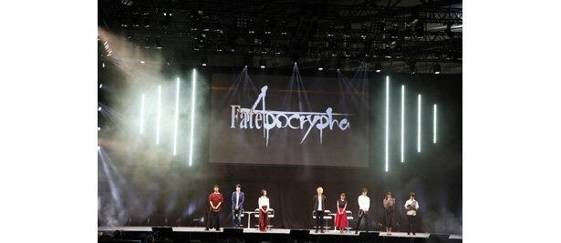 FGOフェスレポート<4>「Fate/Apocrypha」stage day2 Premium Talk Show+Live