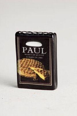 PAULの4種から選べるかわいいフェーブ!