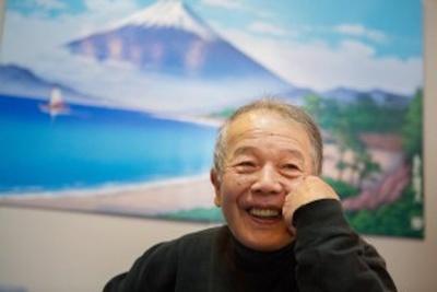銭湯の背景画を描き続けて60年 現役最高齢絵師 丸山清人さん