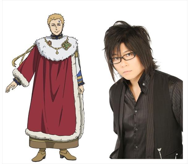 TVアニメ「ブラッククローバー」に、超豪華声優陣が出演決定!