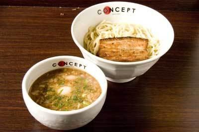 「つけ麺」も絶品