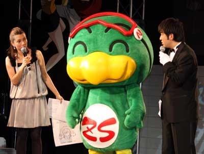 この日、司会を務めたのは日本テレビの葉山エレーヌアナと、藤田大介アナ