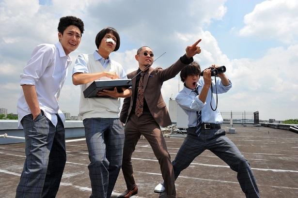 毎週火曜放送の窪田正孝主演ドラマ「僕たちがやりました」(夜9:00-9:54、フジ系)