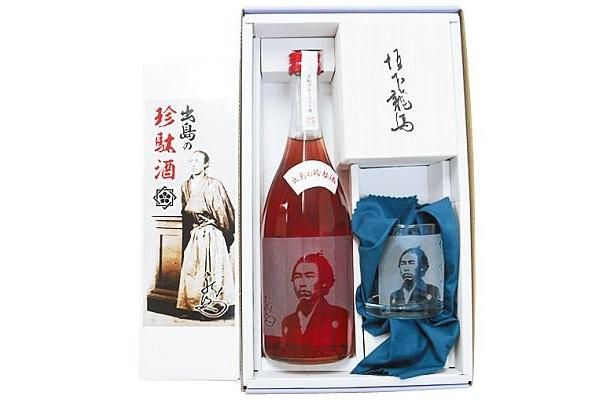 「出島の珍駄酒(ちんだしゅ)」