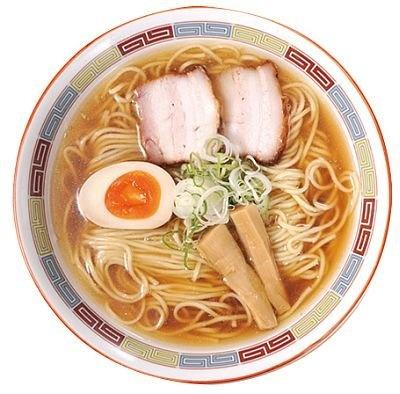 新店ランキングで2位「煮干鰮らーめん 圓」の『昔ながらの正油らーめん』(680円)/東京