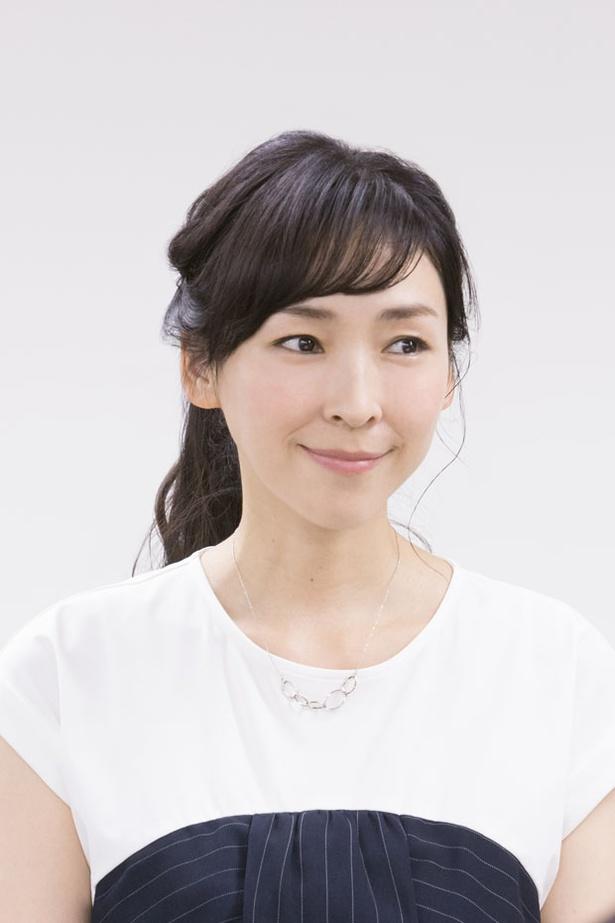 麻生久美子の微笑み画像