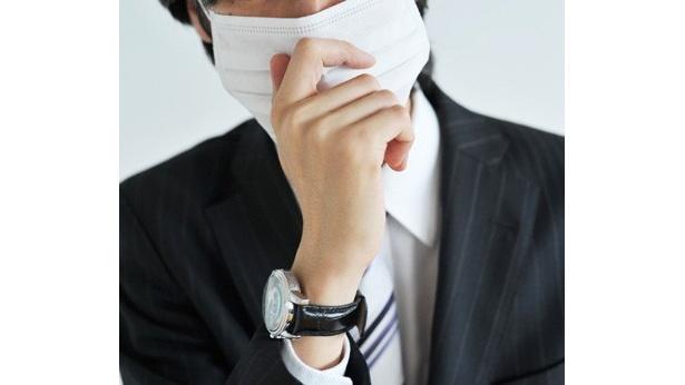 第一印象にかかわるマスク。境界線をしっかり認識して