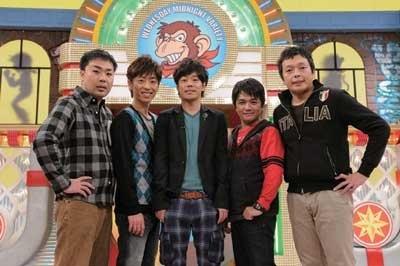 陣内智則、中川家、フットボールアワー、がレギュラーを務める「ジャイケルマクソン」