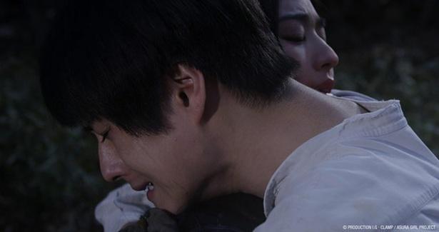 【映画】人気アニメ「BLOOD-C」の実写版でブレイク必至! この黒髪美女は誰?