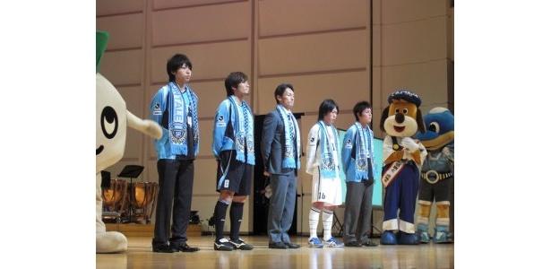 高畠新監督と新加入選手