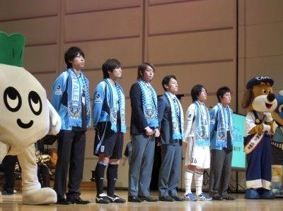 FC東京に期限付き移籍していた佐原秀樹選手も復帰