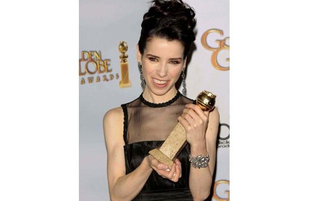 GG賞主演女優賞(ミュージカル・コメディ部門)では、サリー・ホーキンスが『Happy-Go-Lucky』(08・日本未公開・原題)で受賞