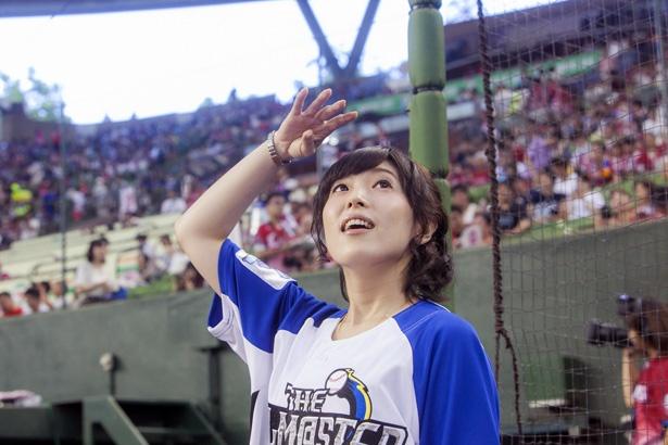 熱戦を盛り上げた「ドームですよ、ドーム!」の声! 「パ・リーグ6球団×アイドルマスターシリーズ」〜765PRODUCTION DAY〜レポート