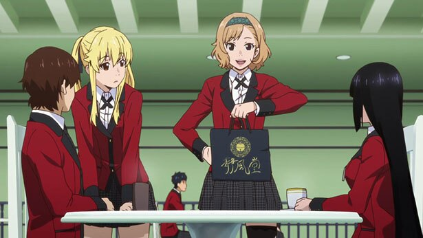 「賭ケグルイ」第8話の先行カットが到着。夢子 VS ユメミのアイドル決定戦!