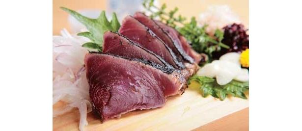龍馬が駆け回った土佐や長州は、日本でも有数の食の宝庫。地元の味はもとより、外国貿易がもたらした当時最新の味覚は、龍馬の好奇心もくすぐったはずだ