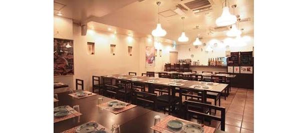 長崎出島厨房は、新宿区四谷1-10-2 長崎県東京産業支援センター 1F