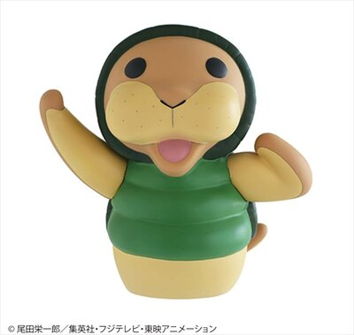 「ONE PIECE コインバンク クンフージュゴン」(税抜3600円)
