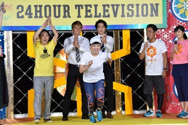 「24時間テレビ」「ブルゾンちえみ」が8月27日の視聴熱デイリーランキングで各部門首位を獲得!