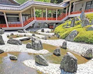 「曲水の庭」/松尾大社