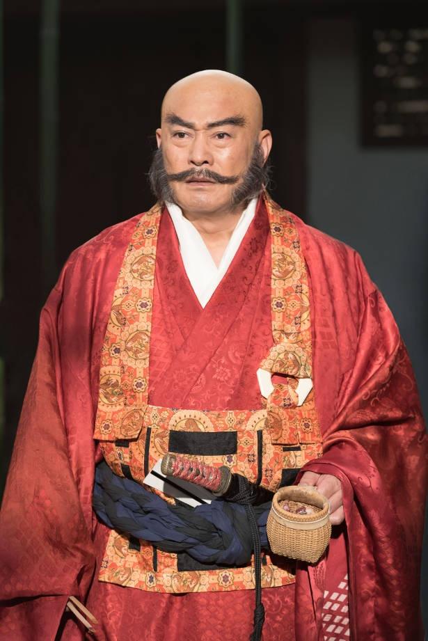 """松平健が、""""甲斐の虎""""の異名を持つ戦国最強の武将を好演"""