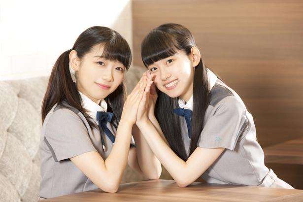22/7メンバー短期連載第3回/海乃るり×倉岡水巴