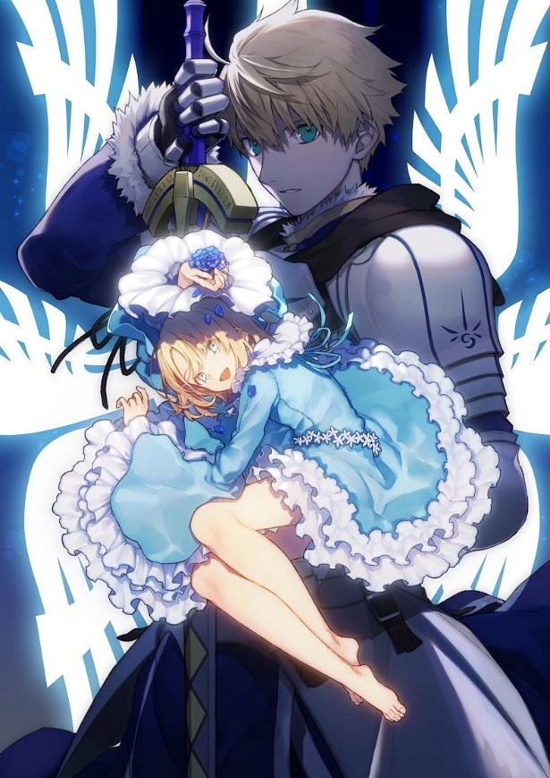 東地宏樹・緒方恵美らも出演!ドラマCD「Fate/Prototype  蒼銀のフラグメンツ」追加キャスト発表