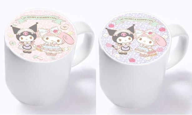 「マイメロディ&クロミラテ(HOT)」(各590円)