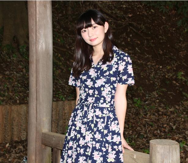 """璃磨はちゃんは、ご当地アイドル(仮)を卒業した際に語っていた""""自分の夢=女優""""としての第一歩を、地元・茨城で踏み出すことになった"""