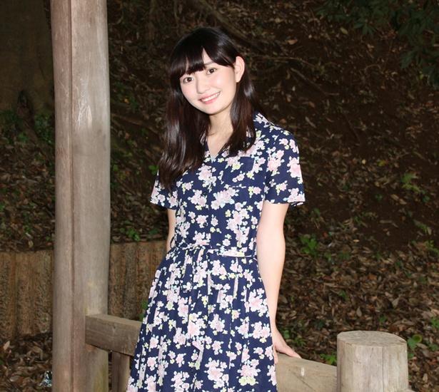 「仮面ライダー」シリーズ(テレビ朝日系)にも出演したいそうで、「変身したいですね!」