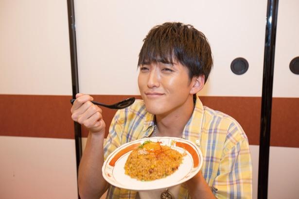 料理通としても知られる佐々木和也は「ハッスルチャーハン」が大好物