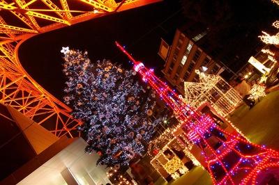 ミニ東京タワーも登場