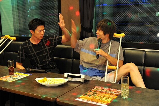 8月29日放送の「僕たちがやりました」(毎週火夜9:00-9:54、フジ系)第7話では、トビオ(窪田正孝)と市橋(新田真剣佑)の友情が話題に