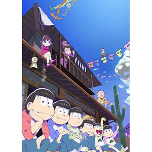 「おそ松さん」第2期は10月2日スタート!メインビジュアルが初解禁!