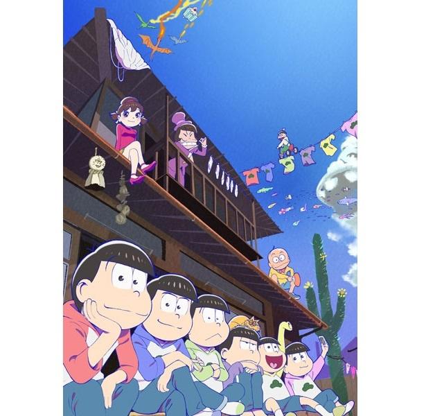 10月2日(月)にスタートする「おそ松さん」第2期のメインビジュアルが公開