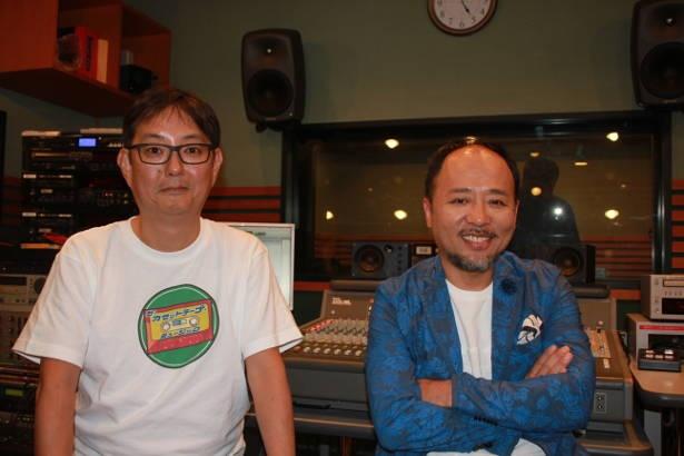 スージー鈴木氏(左)、マキタスポーツ(右)が歌謡曲の素晴らしさを語り尽くす