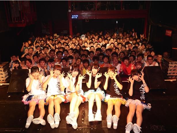 煌めき☆アンフォレントのリーダー・西ひよりが、全国ツアー大阪公演後に愛知・DIAMOND HALLでのワンマンライブへの思いなどを語った