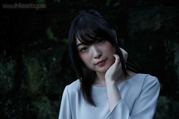 上田麗奈フォトコラム・緑と人が分かち合うところ