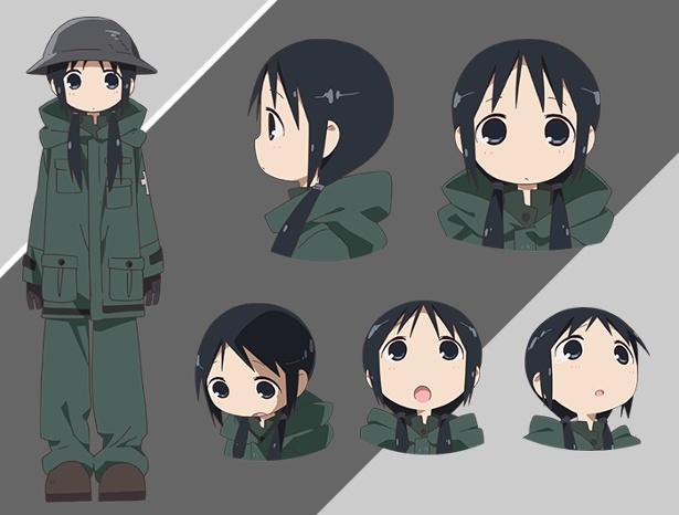 水瀬いのり・久保ユリカがメインキャストを担当!TVアニメ「少女終末旅行」は10月放送開始