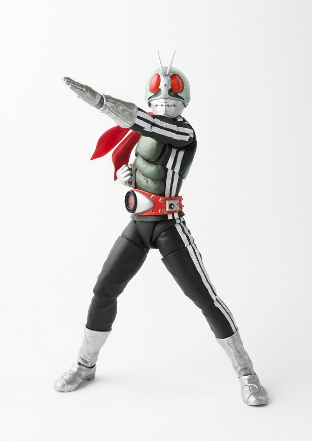 S.H.Figuarts(真骨彫製法) 仮面ライダー1号