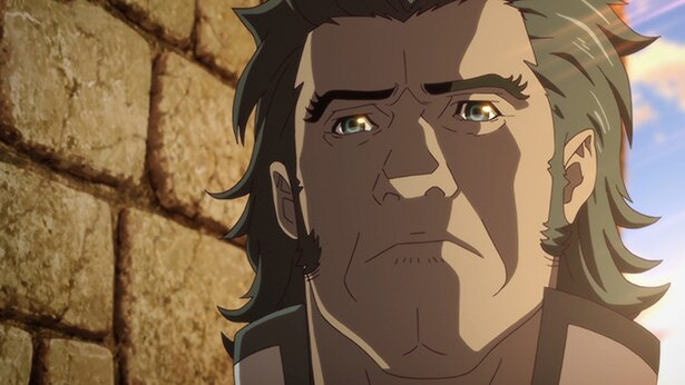 「神撃のバハムート VIRGIN SOUL」第21話先行カットを公開。エルの命は!?