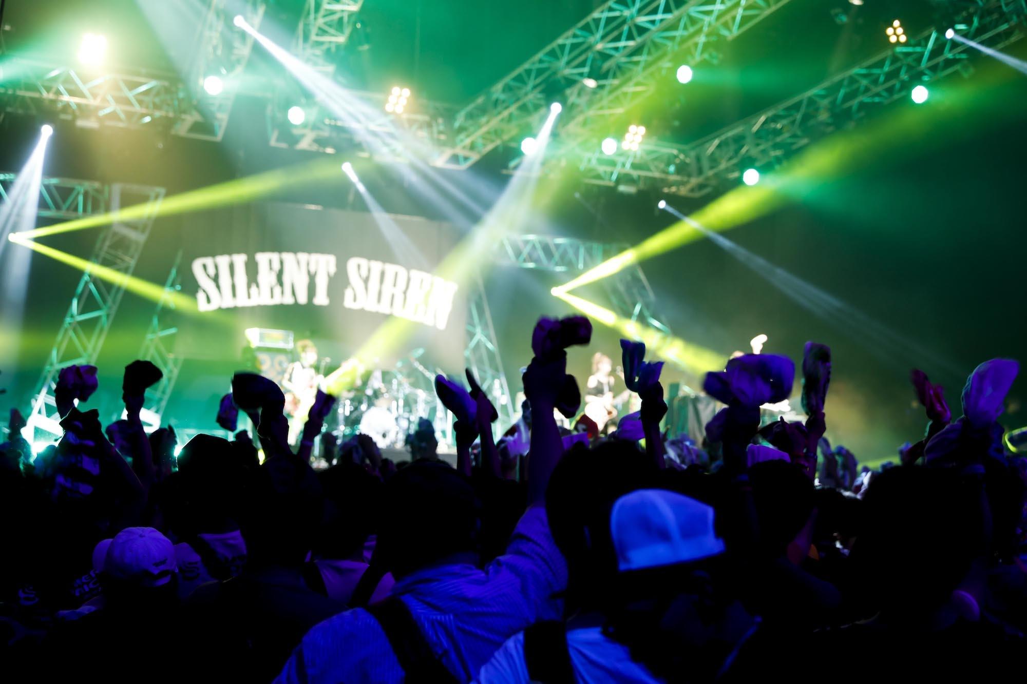 【写真特集】SILENT SIREN / SUMMER SONIC 2017 LIVE&BACKSTAGE