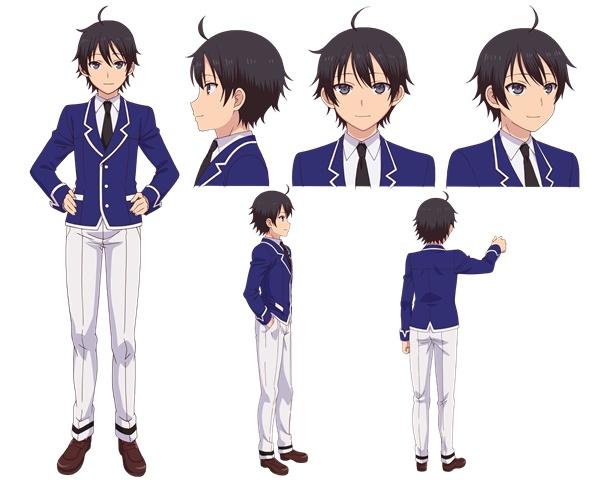 TVアニメ「僕の彼女がマジメ過ぎるしょびっちな件」の放送日が10月11日(水) に決定!