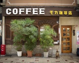 大須商店街で生まれて57年。店看板やロゴもレトロでかわいい