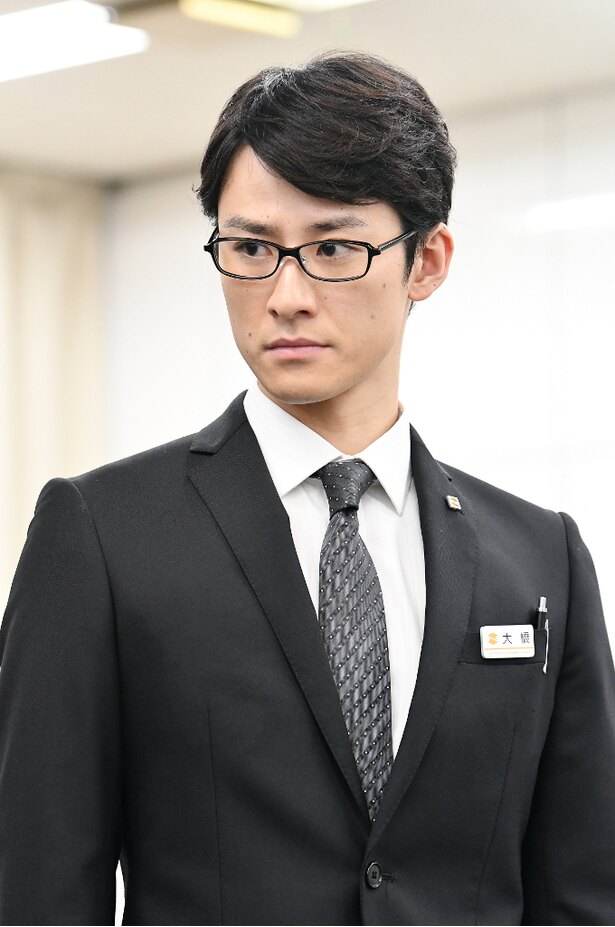 埼玉中央銀行融資課長・大橋浩を演じる馬場徹