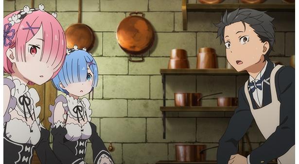 「Re:ゼロから始める異世界生活」のアニメ新作エピソードの制作が決定!