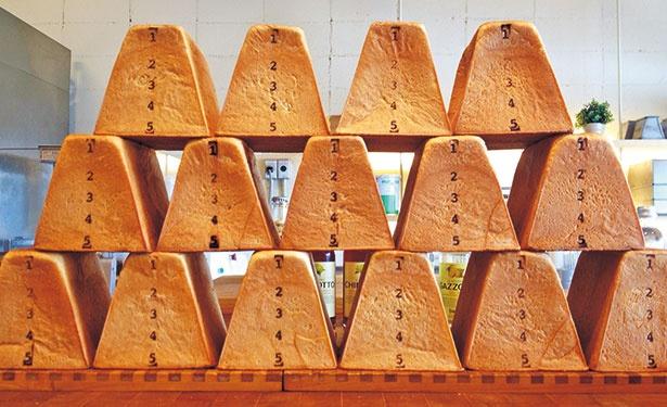 【写真を見る】イオンモールりんくう泉南のパンフェスタに出店する、とびばこパンが人気の「パン・ド・サンジュ」